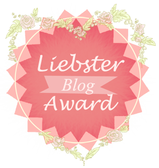 LIEBSTER AWARD - nomination