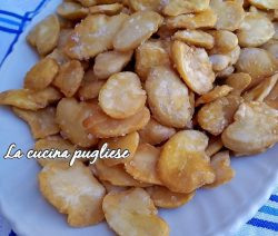Fave fritte - lacucinapugliese